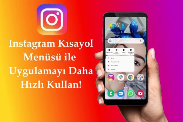 instagram-kısayol