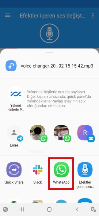 whatsapp-sesli-mesaj-ses-değiştirme