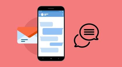 Varsayılan SMS Uygulaması Değiştirme Android'de Kolayca Nasıl Yapılır?
