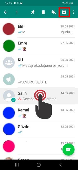 whatsapp-mesajları-nasıl-arşivlenir