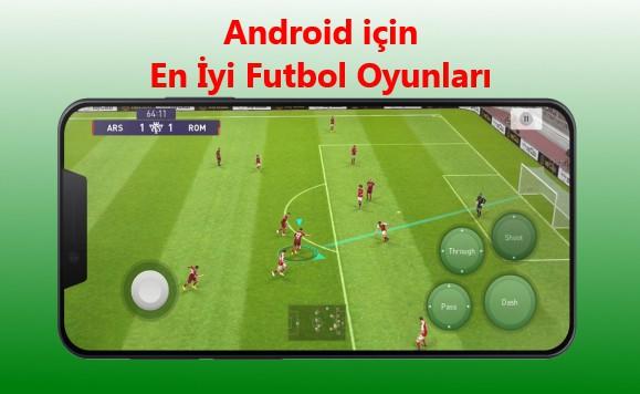 android-için-en-iyi-futbol-oyunları