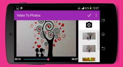 Videodan Fotoğraf Alma Android'de Nasıl Yapılır?
