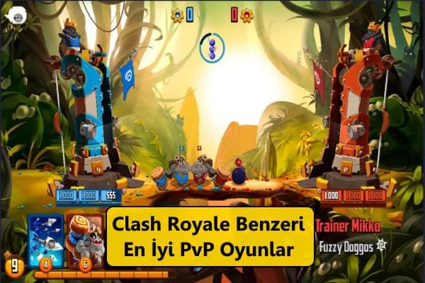 clash-royale-benzeri-oyunlar