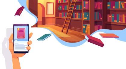 En İyi Kitap Okuma Uygulamaları ile Kütüphaneni Her Yere Taşı
