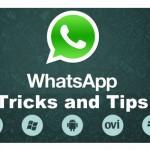 Android Cihazlar İçin Herkesin Bilmesi Gereken 12 WhatsApp İpucu 1.Bölüm!