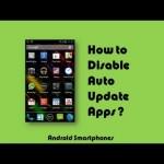 Google Play Uygulamalarının Otomatik Güncellemeleri Durdurma