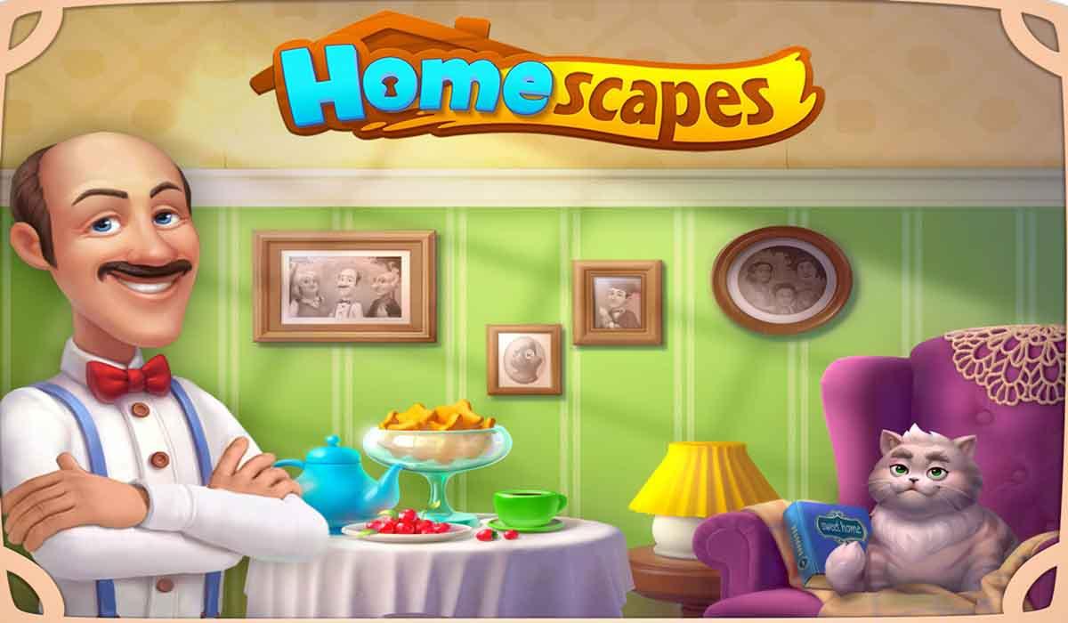 Картинка 1 Лучшие игры сентября 2017 года: Homescapes, Stormbound, Лео и Тиг