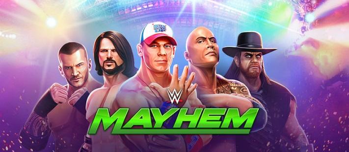 Картинка 1 Лучшие игры января 2018-го года: WWE Mayhem, Knife Hit