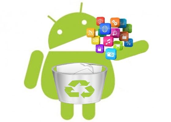 Картинка 3 Как удалить предустановленные приложения на Android
