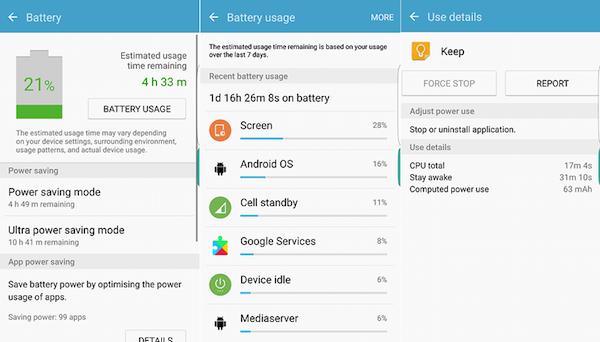 Картинка 6 Как остановить работающие в фоновом режиме приложения на Android