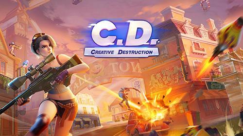 Картинка 1 Лучшие игры июня 2018-го года: Creative Destruction, Draw In