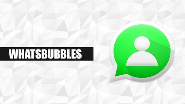 Картинка 3 Как добавить функцию Bubble Chat в WhatsApp