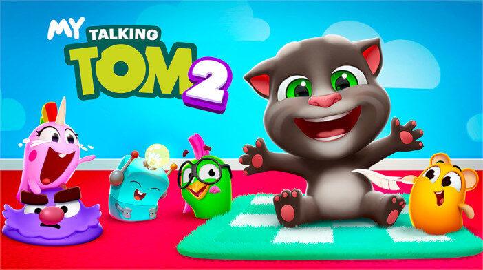Картинка 2 Лучшие игры ноября 2018-го года: My Talking Tom, Swing Star