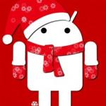 Картинка 1 С наступающим Новым Годом!  Встречайте его, установив лучшие новогодние темы и обои на Android!