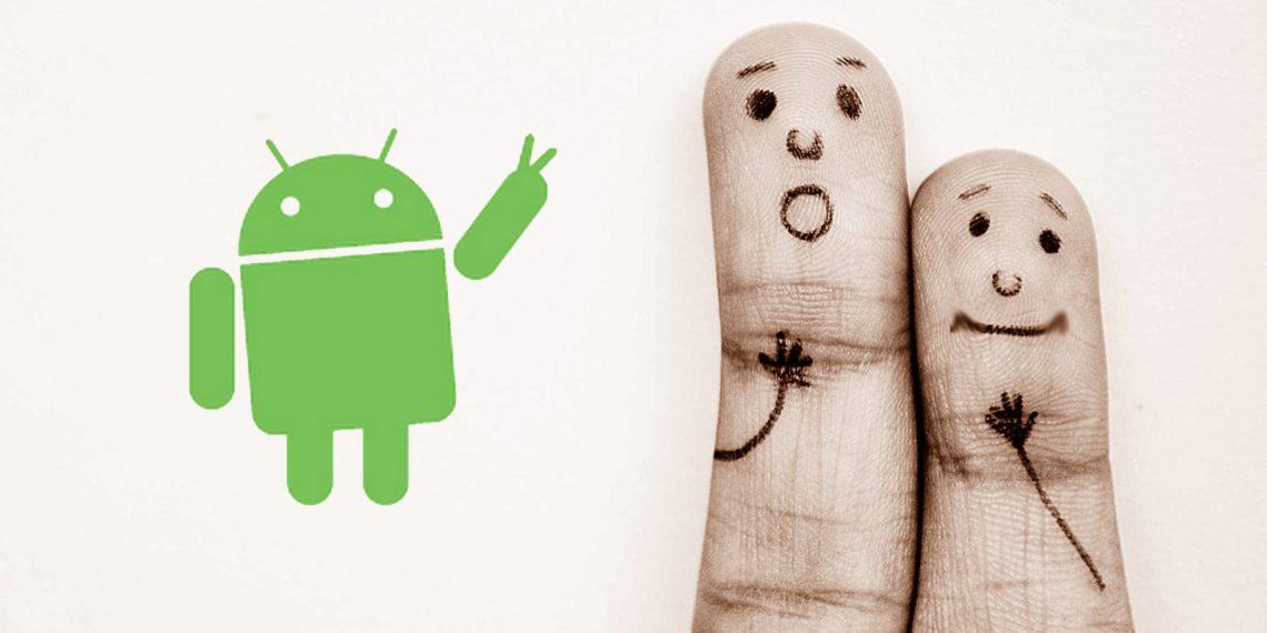 Картинка 1 Как настроить блокировку экрана с помощью отпечатка пальца или распознавания лица на Android