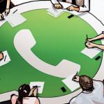 Картинка 2 Как ответить в личку на любое сообщение из группового чата в WhatsApp