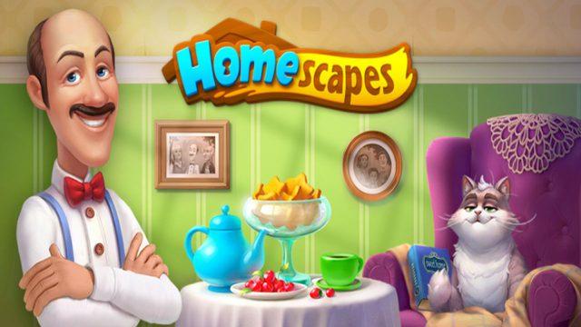 Картинка 1 Лучшие игры февраля 2019-го года: Homescapes, Mobile Royale