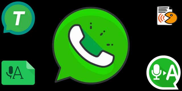 Картинка 3 Как преобразовать голосовое сообщение в текст в WhatsApp