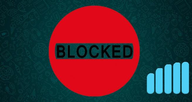Картинка 2 Как продолжить общение после получения блокировки в WhatsApp