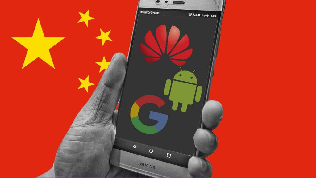 Картинка 1 Huawei остался без Google и Android и что это значит для обычных пользователй