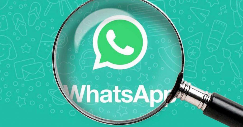 Новый расширенный поиск в WhatsApp: ищите контент по контактам или ключевым словам