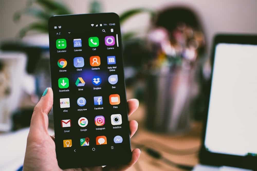 Как найти скрытые приложения на Android