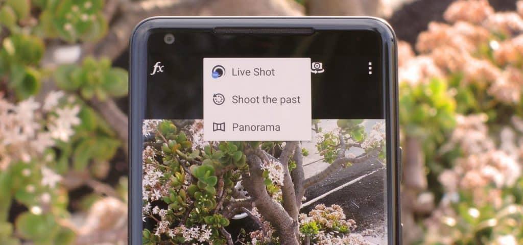 Как получить функцию живых фотографий iPhone на Android