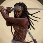 The Walking Dead: Michonne — новая часть популярной игры мини-сериала будет доступна на Google Play 28 ноября